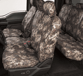 Covercraft Prym1 Camouflage SeatSavers Custom Seat Covers