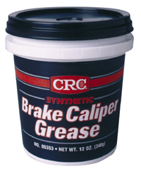 Image of CRC Brake Caliper Synthetic Grease (12 oz.)