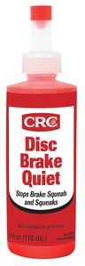 CRC Disc Brake Quiet (4 oz.)