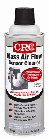 Fantastisk CRC Mass Air Flow Sensor Cleaner (11 oz.) - CRC05110 NV-33