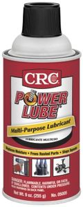 CRC Power Lube Multi-Purpose Lubricant (9 Oz)