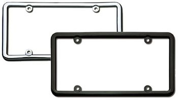 Cruiser Classic Lite License Plate Frame