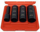 CTA Flip Socket Set (4 Piece)