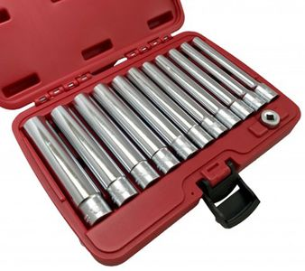 CTA Deep Metric Socket Set (12 Piece)