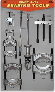 CTA Heavy-Duty Bearing Tools Assortment