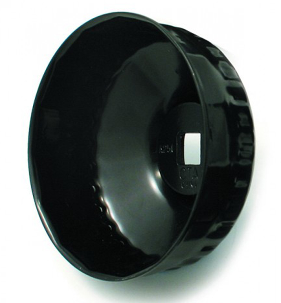CTA Cap-Type Oil Filter Wrench (74/76mm x 15 Flute)