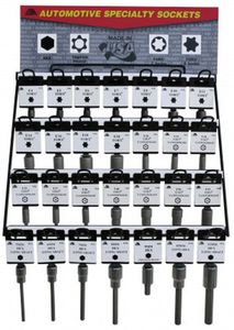 CTA Specialty Sockets Assortment (28 Piece)