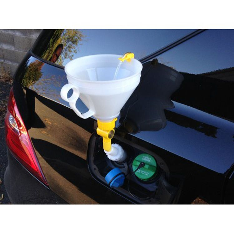 Diesel Exhaust Fluid >> Cta Tools Diesel Exhaust Fluid Filler Funnel Kit