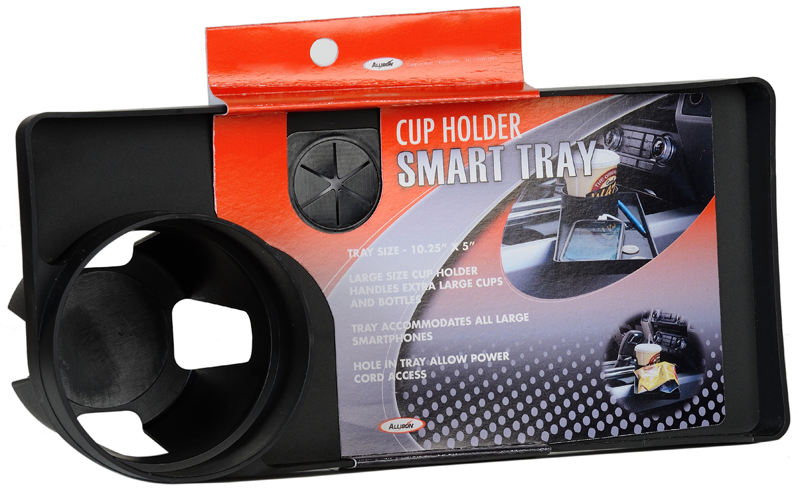 Image of Cupholder Smartphone & Accessories Tray