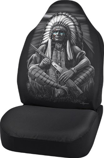 Image of David Gonzales Native Design Universal Bucket Seat Cover