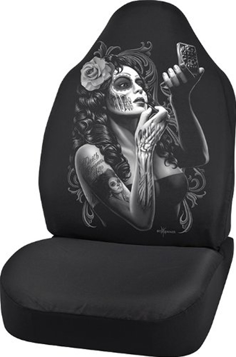 Image of David Gonzales Skin Deep Universal Bucket Seat Cover