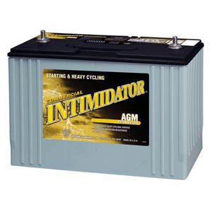 DEKA 9A31 AGM Intimidator Battery (925 CCA)