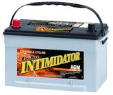 Deka 9A65 AGM Intimidator Battery (750 CCA)