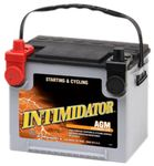 Deka 9A75DT AGM Intimidator Battery (640 CCA)
