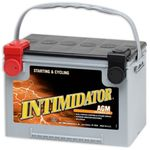Deka 9A78 AGM Intimidator Battery (775 CCA)