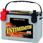 Deka 9A78DT AGM Intimidator Battery (750 CCA)