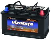 Deka 9AGM94R AGM Intimidator Battery (800 CCA)