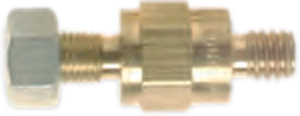 Image of Deka Brass Short Side Terminal Bolt Extender