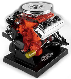 Dodge 426 Racing HEMI Die-Cast Engine