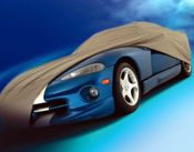 Dodge Charger Daytona w/Rear Spoiler Car Cover - Custom Cover By Covercraft