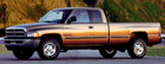 Dodge Ram 1500 Lund Elite Rivet Style Fender Flares (1994-2001)