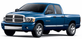 Dodge Ram 1500 Lund Elite Wide Style Fender Flares (2002-2008)