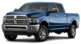 Dodge Ram 2500 Lund Elite Rivet Style Fender Flares (2011-2017)