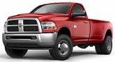 Dodge Ram 3500 Lund Elite Rivet Style Fender Flares (2010-2017)