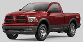 Dodge Ram 3500 Lund Elite Wide Style Fender Flares (2003-2009)