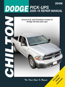 Dodge Ram Chilton Repair Manual (2009-2018)