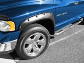 Dodge Ram Rugged Ridge All Terrain Pocket Style Fender Flares (2002-2005)