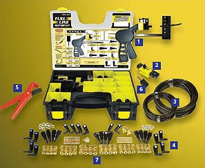 Dorman® Quick Disconnect Professional Fuel Line Repair Kit
