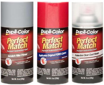 Dupli Color Auto Spray Paint For Domestic Amp Import Cars 8