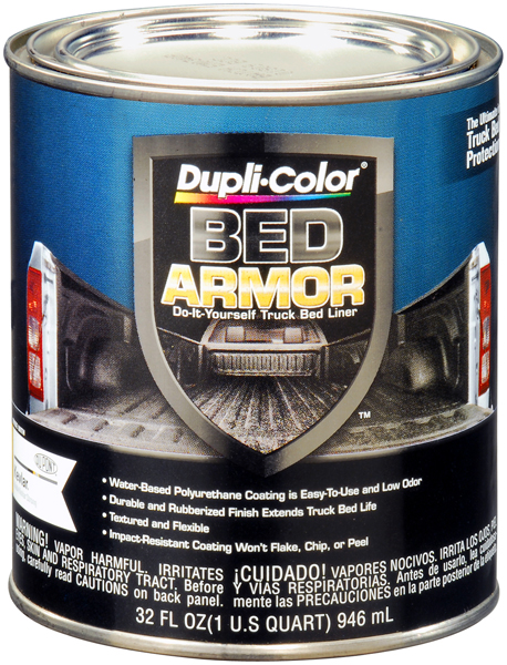 Image of Dupli-Color Bed Armor Truck Bed Liner (Quart)