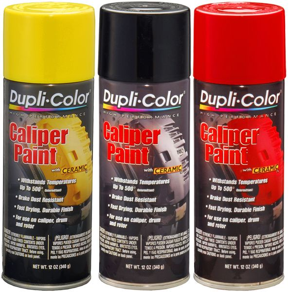 Duplicolor Brake Caliper Paint Kit Reviews Paint Color Ideas