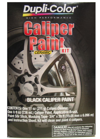 dupli-color caliper paint kits
