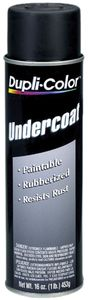 Dupli-Color Rubberized Paintable Undercoating (16 oz.)