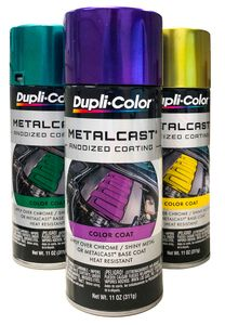 Duplicolor MetalCast Annodized Paint (11 oz.)