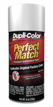 Duplicolor's Universal White Auto Touch-Up Spray Paint