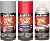 Duplicolor Touch-Up Spray Paints for Honda Vehicles