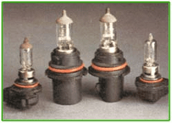 Economy 9000 Series Halogen Bulbs