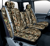 Saddleman Custom Fit Camouflage Seat Covers