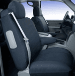 Saddleman Custom Fit Canvas Seat Covers