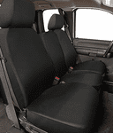 Saddleman Custom Fit MaxProtect Performance Ballistic Canvas Seat Covers