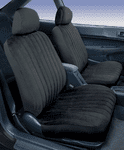 Saddleman Custom Fit Microsuede Seat Covers