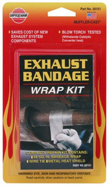 Image of Exhaust Bandage Wrap Kit