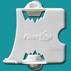 Image of FastClip FasTrak Toll Pass Holder