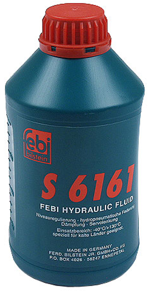 Image of Febi Synthetic Green Central Hydraulic Fluid (1 Liter)