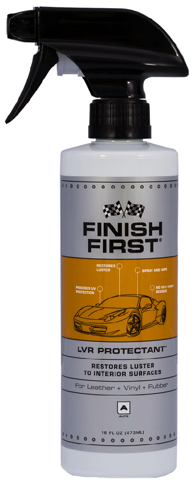 Image of Finish First LVR Protectant Spray (16 oz)