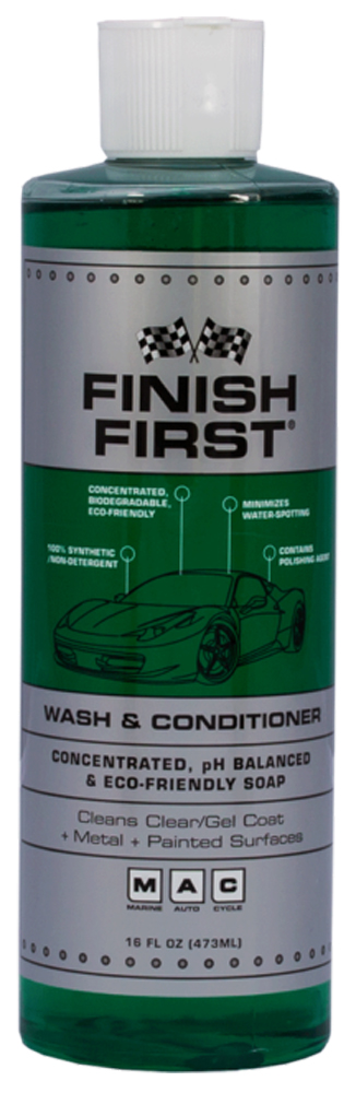 Image of Finish First Car Wash & Conditioner (16 oz)
